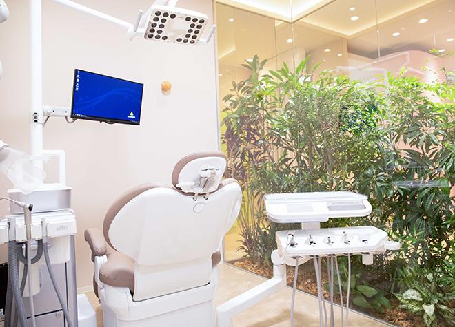 大井町駅 徒歩2分 ホワイトラビット歯科医院の治療台写真4