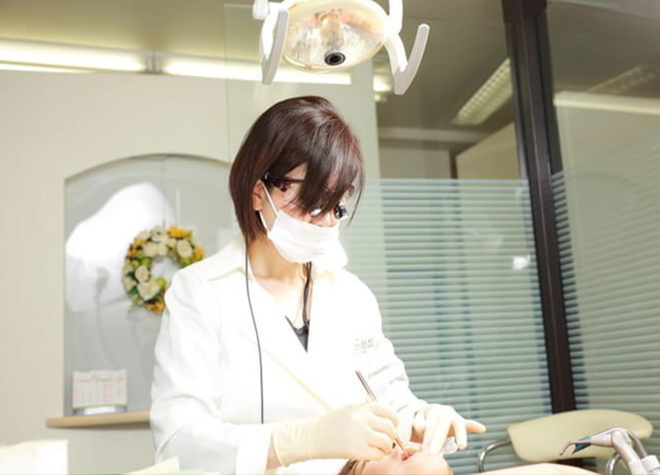 南森町駅 4-B徒歩 1分 田辺歯科医院のスタッフ写真3