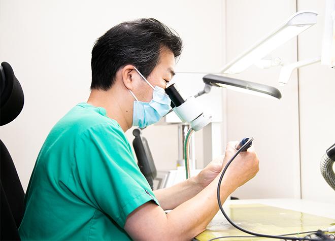 南森町駅 4-B徒歩 1分 田辺歯科医院のスタッフ写真4