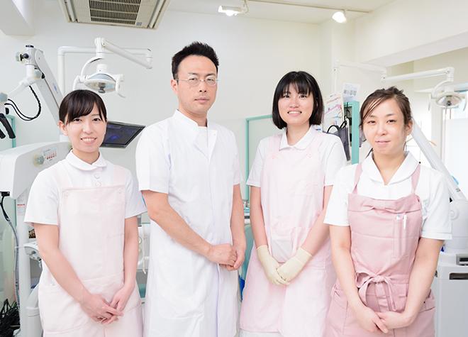 武蔵新城駅 徒歩1分 新城パーク歯科クリニック写真1