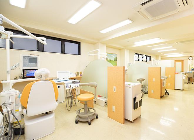 大泉学園駅 北口徒歩 7分 大泉歯科の治療台写真3