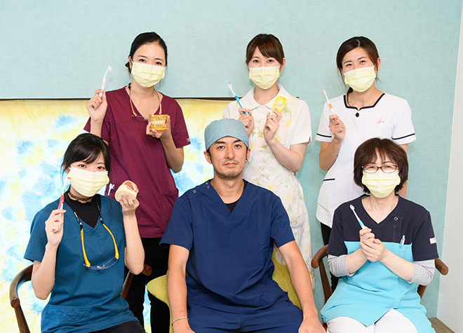 【下妻市:大宝駅 車9分】 わたなべ歯科診療所写真1