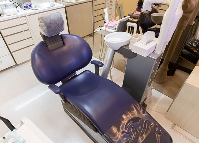 半蔵門駅 5番出口徒歩 1分 一番町小川歯科クリニックの治療台写真4
