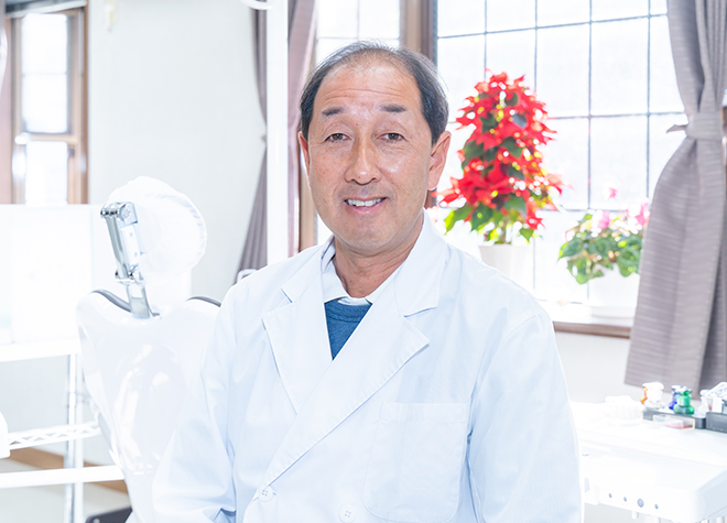 下井草駅 出口 徒歩11分 伊藤歯科医院のスタッフ写真3
