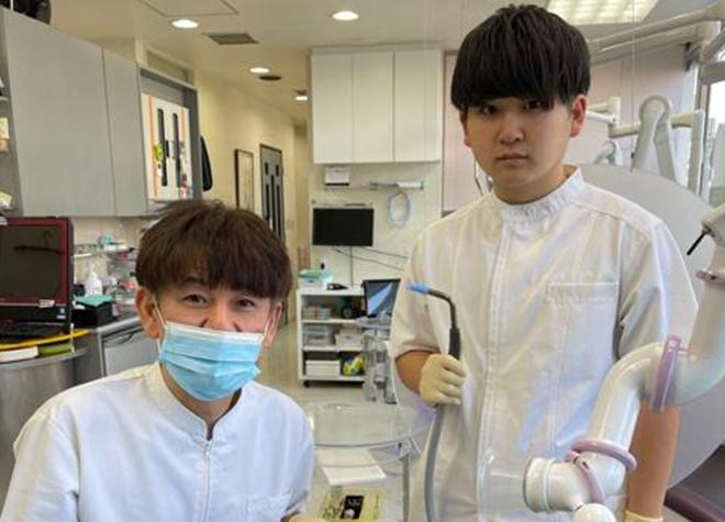 新中野駅 3番出口徒歩 2分 高野歯科クリニックのスタッフ写真6