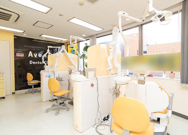 仙台駅 東口徒歩 3分 アベニューデンタルクリニックの治療台写真2
