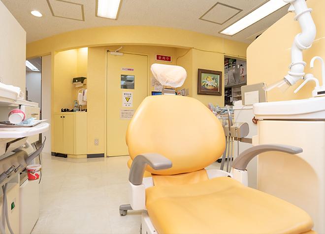 仙台駅 東口徒歩 3分 アベニューデンタルクリニックの治療台写真3