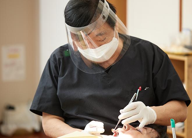 クリーニングで口内を清潔に!歯周病を予防するケア