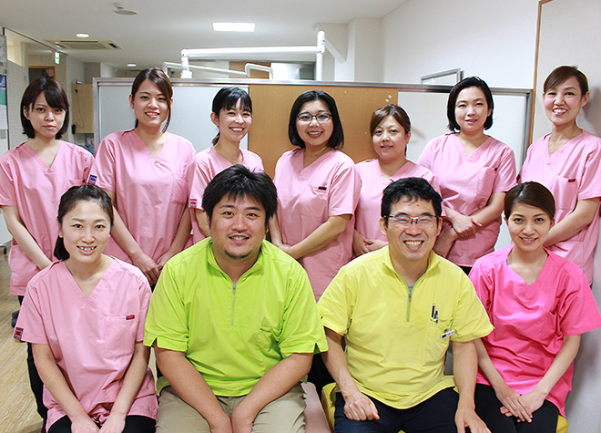 【おすすめポイント】八尾駅の歯医者さん10院を掲載