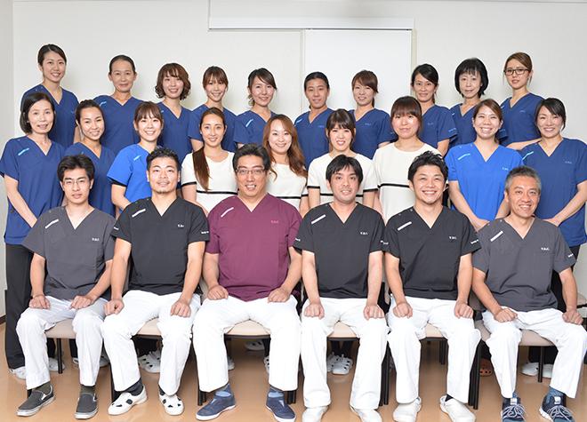 西京極駅 出口徒歩 10分 タキノ歯科医院のスタッフ写真1