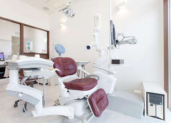 新八代駅 徒歩15分 ヒルズ歯科クリニックの治療台写真7