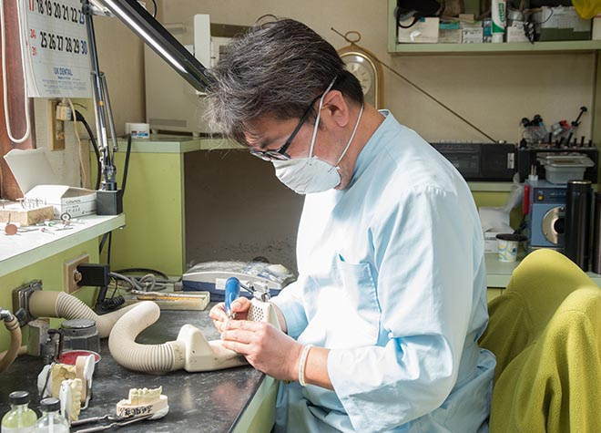 久留米駅 西口徒歩 6分 ヨシタケ歯科医院のスタッフ写真3