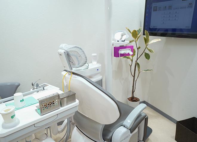 お口の変化に気づいてもらえる!担当歯科衛生士制
