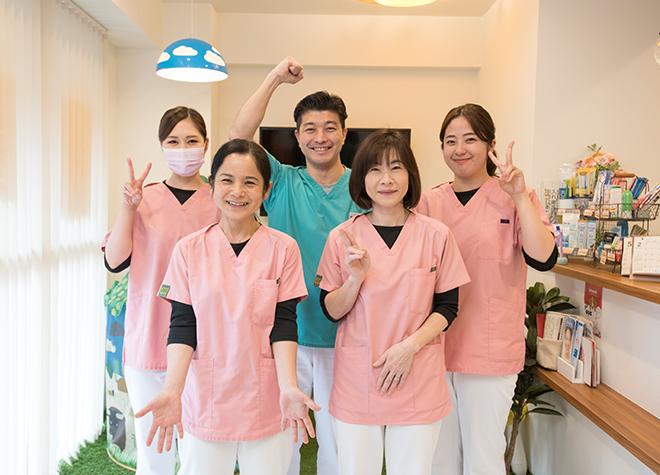 用賀駅 東口徒歩2分 ゆずる葉歯科写真1