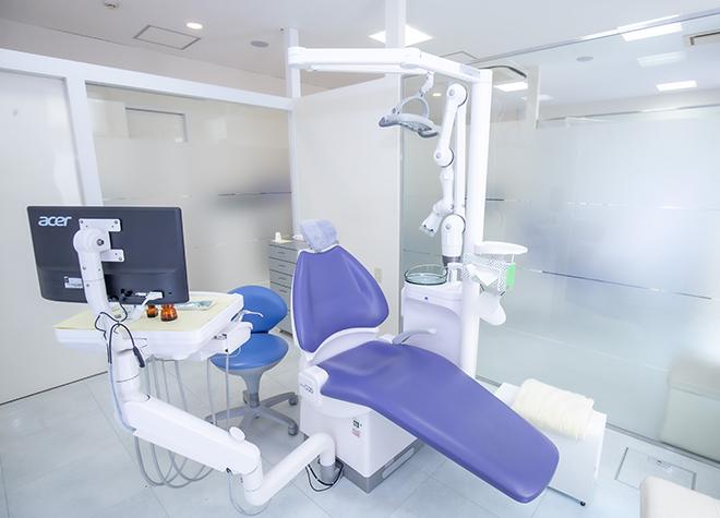 与野駅 西口徒歩7分 与野グリーン歯科クリニックの治療台写真4