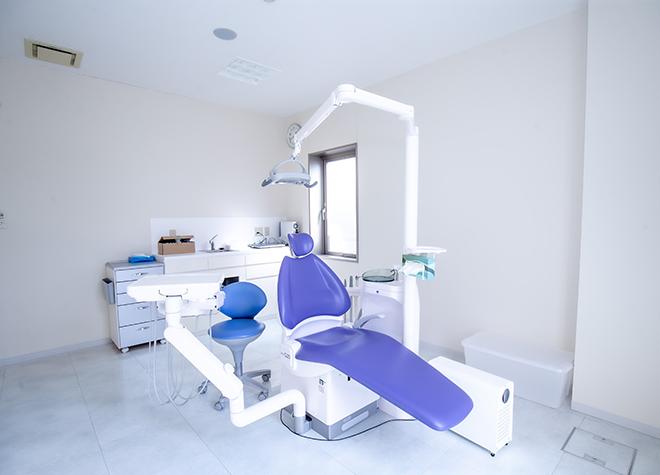 与野駅 西口徒歩7分 与野グリーン歯科クリニックの治療台写真6