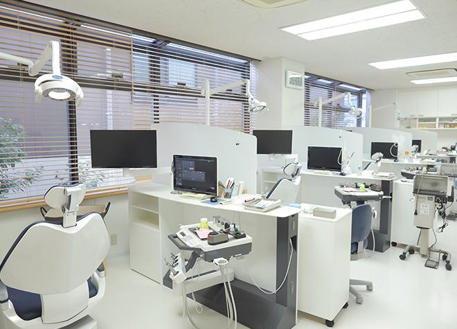 上新庄駅 南口徒歩 4分 春田歯科医院(上新庄駅)の治療台写真2