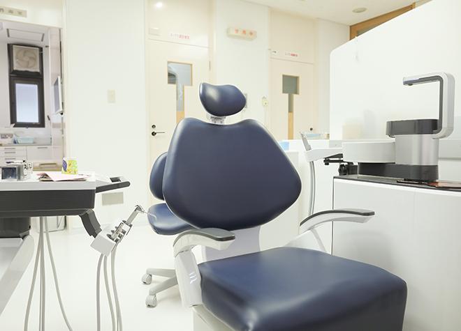 上新庄駅 南口徒歩 4分 春田歯科医院(上新庄駅)の治療台写真3