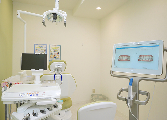 五反田駅 西口徒歩 1分 五反田駅前歯医者の写真2