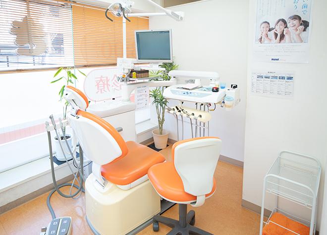 駒込駅 東口徒歩 1分 医療法人社団KHR きたはら駒込歯科の治療台写真6