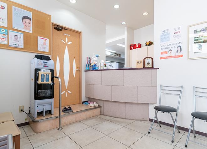 新越谷駅 出口徒歩1分 グレース歯科クリニック写真3