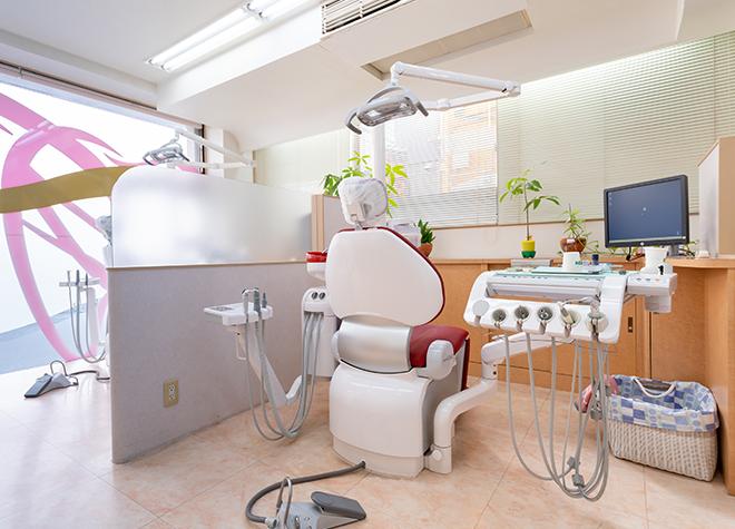 新越谷駅 出口徒歩1分 グレース歯科クリニックの院内写真7