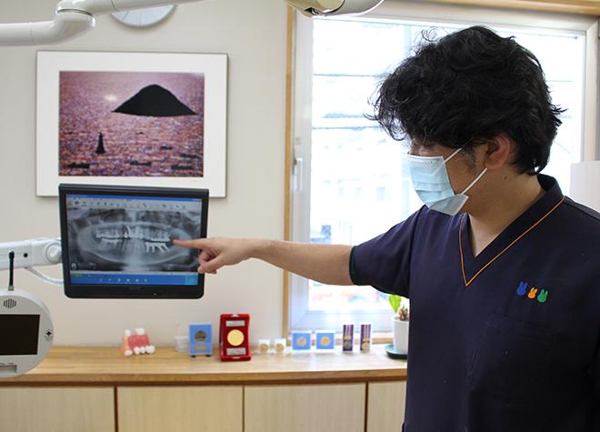 中納言駅 徒歩1分 にし歯科クリニック写真4