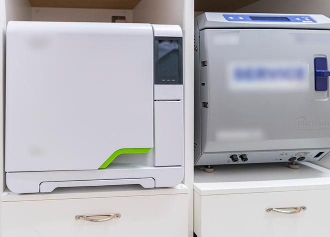 クラスBの滅菌器で器具を清潔に管理!空気感染のリスクにも配慮