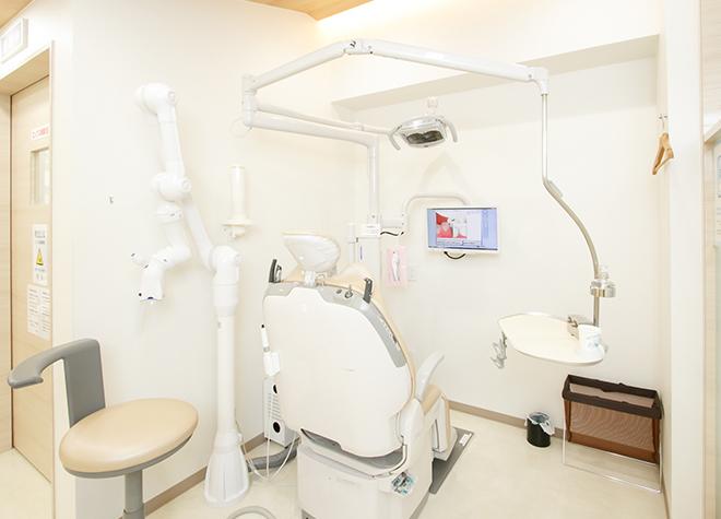 天満橋駅 出口徒歩 4分 おおはし歯科医院(大阪市中央区)の治療台写真4