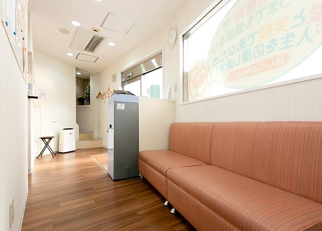 大森駅(東京都) 東口徒歩 2分 高峰歯科医院の院内写真2