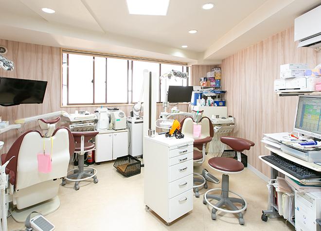 大森駅(東京都) 東口徒歩 2分 高峰歯科医院の院内写真6