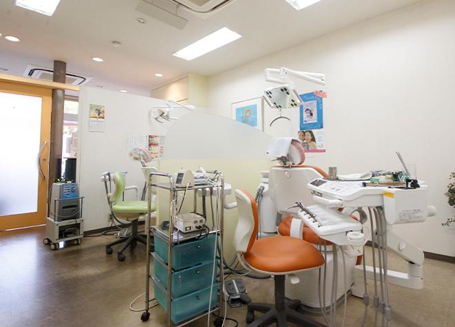 小幡駅 出口徒歩1分 森田歯科医院の治療台写真6