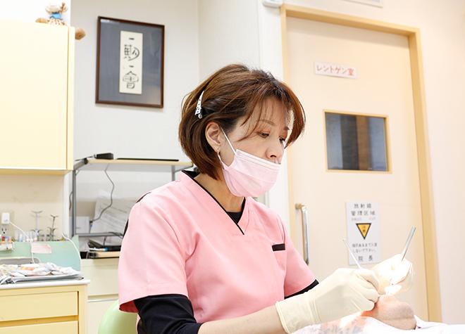小幡駅 出口徒歩1分 森田歯科医院のスタッフ写真4