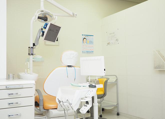 茅ヶ崎駅 北口徒歩1分 茅ヶ崎ファースト歯科クリニックの治療台写真2