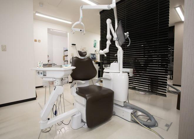 本八幡駅 南口徒歩13分 本八幡歯科クリニックの治療台写真3