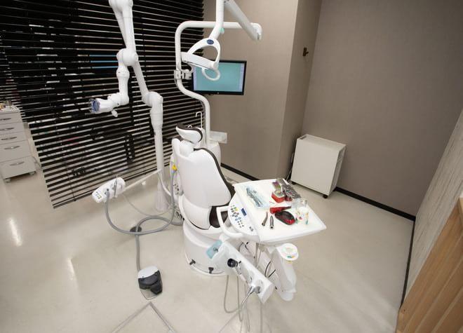 本八幡駅 南口徒歩13分 本八幡歯科クリニックの治療台写真4