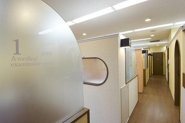 江坂駅 8番出口徒歩 1分 小林歯科クリニックの院内写真4