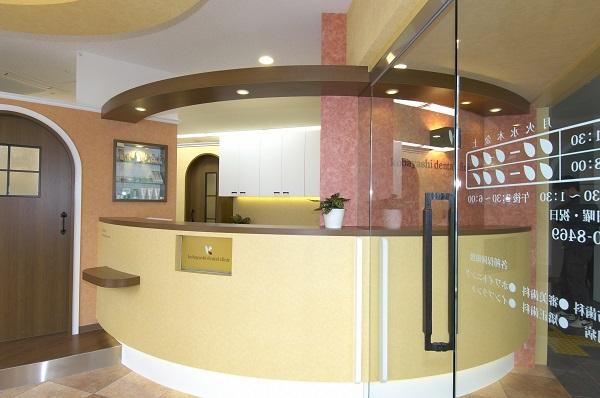 江坂駅 8番出口徒歩 1分 小林歯科クリニックの院内写真7