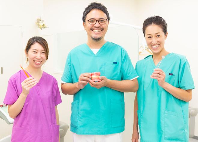 上野駅 東口徒歩10分 松原歯科クリニック写真1