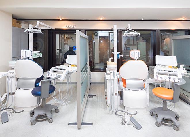 大宮駅(埼玉県) 西口徒歩 3分 いけだ歯科クリニックの治療台写真2