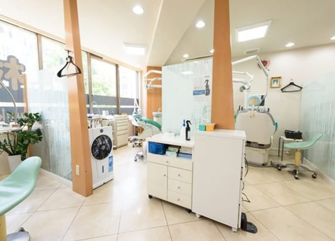 広島駅 南口車 7分 村上歯科医院の治療台写真2