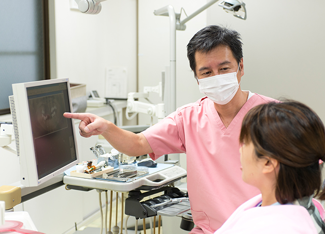 菊名駅 東口徒歩 6分 関口歯科医院の写真4