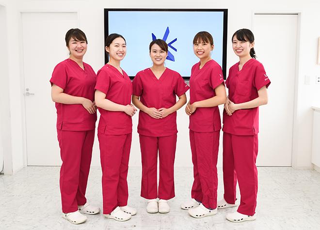 新浦安駅 南口バス 6分 栗林歯科医院(治療フロア)のスタッフ写真3