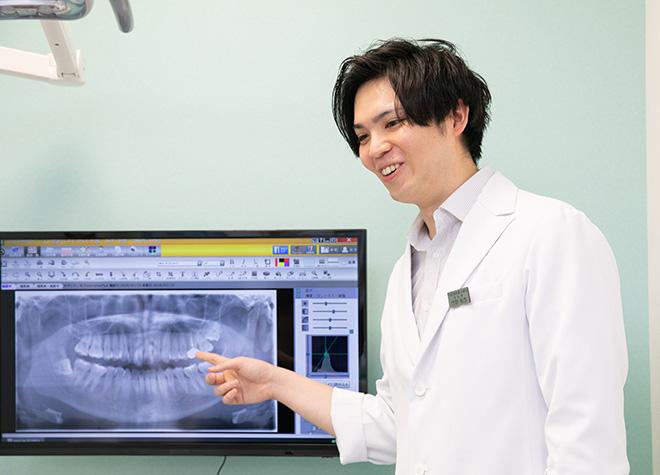 中延駅出口 徒歩6分 中延昭和通り歯科の写真3