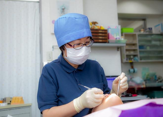 日本小児歯科学会認定「小児歯科専門医」の女性副院長