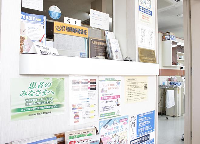 大阪モノレール摂津駅 出口徒歩5分 大野歯科医院(大阪府摂津市)写真5