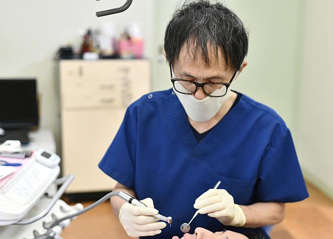 金手駅 出口徒歩11分 望月歯科医院写真4