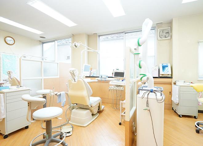 久宝寺口駅 出口徒歩 5分 中井歯科医院の治療台写真5