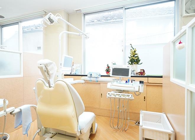 久宝寺口駅 出口徒歩 5分 中井歯科医院の治療台写真6