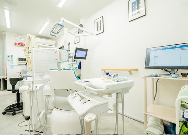 飯田橋駅 徒歩15分 青木第二歯科医院の治療台写真2